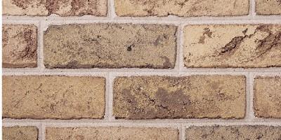 Tan & Buff Brick