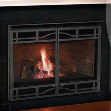 Glass Fireplace Doors Glass Doors For Fireplace Elhalo Fireplace Door Replacement Fireplace