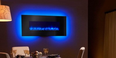 Heat & Glo Simplifire Electric Fireplace