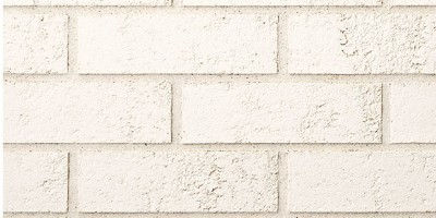 White & Cream Brick