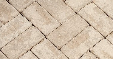 Belden Polar White Clear Paver
