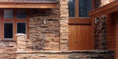 Apache Brown Strip Stone