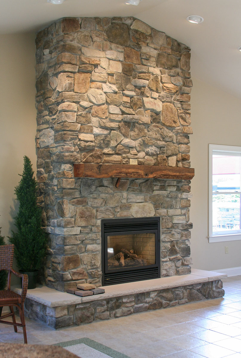 Eldorado verona hillstone gagnon clay products - Images of stone fireplaces ...