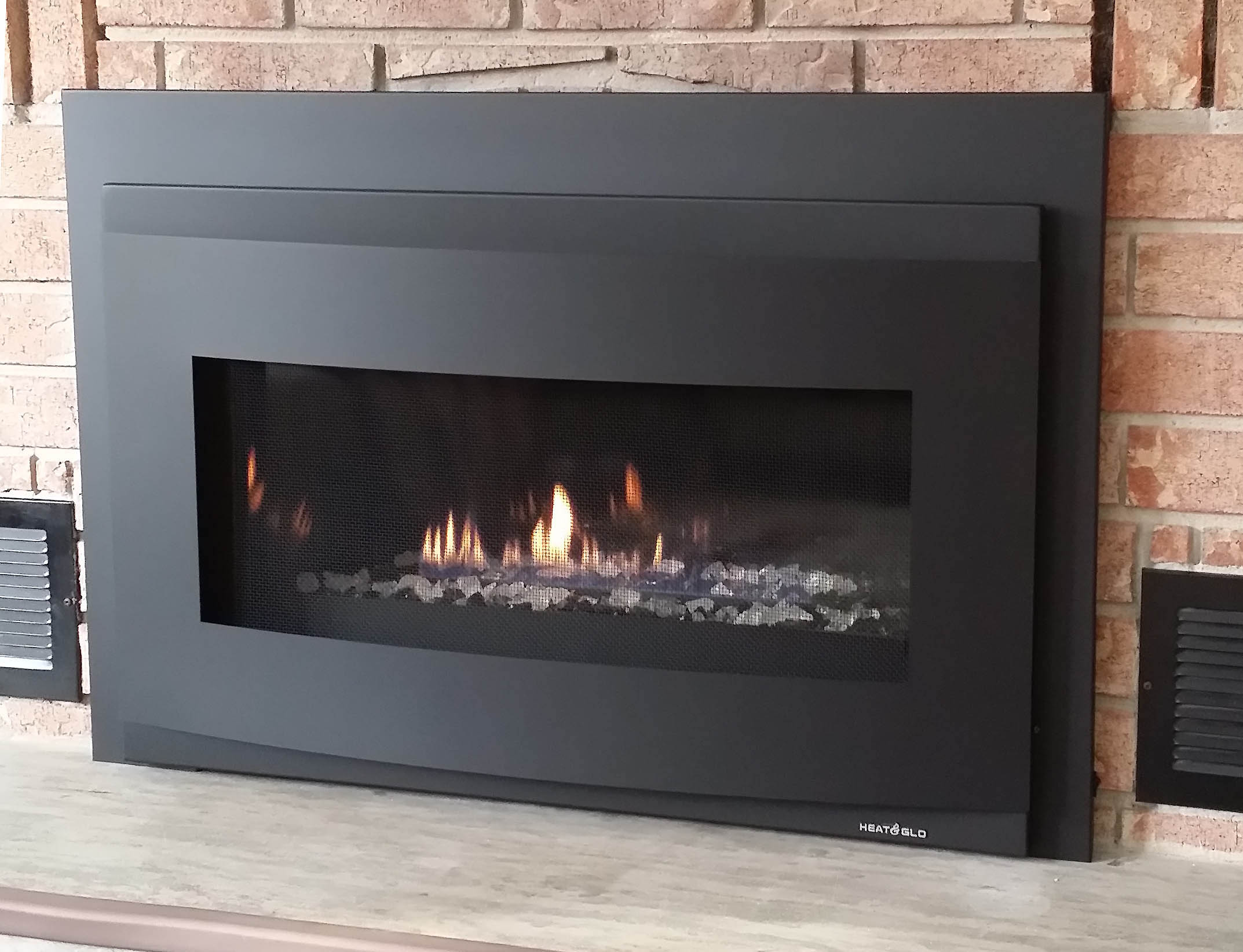 Heat & Glo Cosmo Gas Insert Archives - Gagnon Clay Products