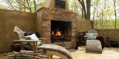 Outdoor Fire-pits & Fireplaces