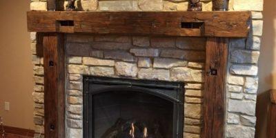 Kozy Heat  Bayport 41-L – Door County Rustic Stone